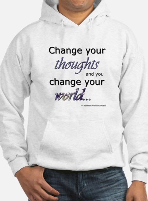Change Your Thoughts Hoodie