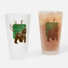 gorilla (used) Drinking Glass
