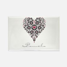 Love Pamela Rectangle Magnet