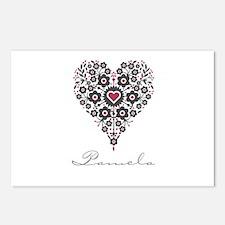 Love Pamela Postcards (Package of 8)