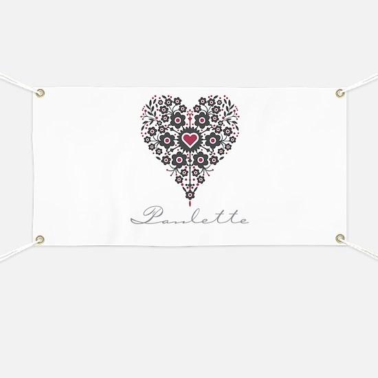 Love Paulette Banner