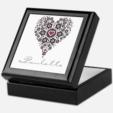 Love Paulette Keepsake Box