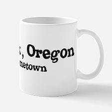 Pilot Rock - Hometown Mug