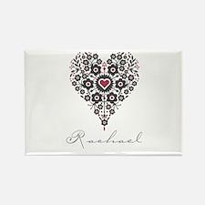 Love Rachael Rectangle Magnet