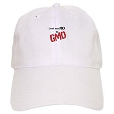 Just say NO to GMO Baseball Baseball Cap