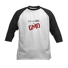 Just say NO to GMO Baseball Jersey