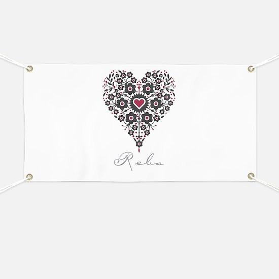 Love Reba Banner