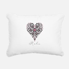 Love Reba Rectangular Canvas Pillow