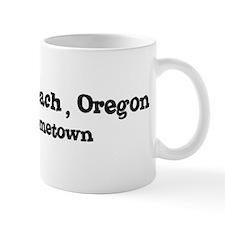 Rockaway Beach - Hometown Coffee Mug