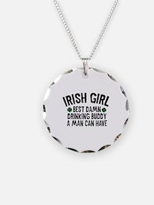Irish Girl Necklace