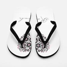 Love Rebekah Flip Flops