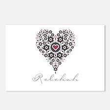 Love Rebekah Postcards (Package of 8)