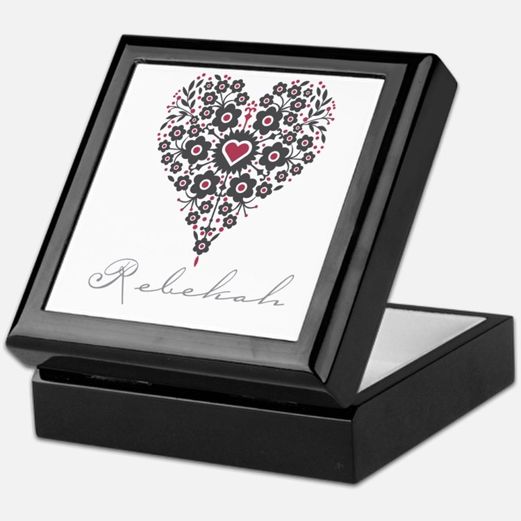 Love Rebekah Keepsake Box