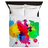 Primary colors Duvet Covers
