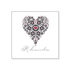 Love Rhonda Sticker