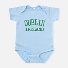 Dublin Ireland Body Suit