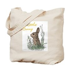 """""""Little Bunny"""" Tote Bag"""