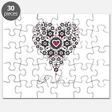Love Robin Puzzle