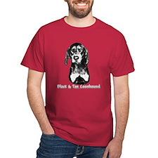 B & T Charcoal T-Shirt