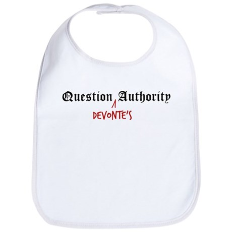 Question Devonte Authority Bib