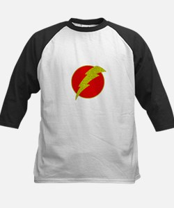 Flash Bolt Superhero Baseball Jersey
