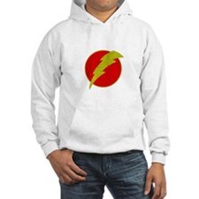 Flash Bolt Superhero Hoodie