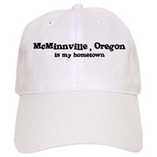 McMinnville - Hometown Baseball Cap