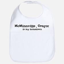 McMinnville - Hometown Bib