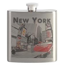 New York Flask