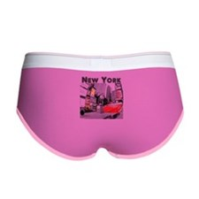 New York Women's Boy Brief