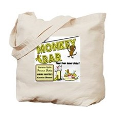 Moe's Monkey Bar Tote Bag