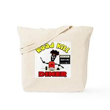 Road Kill Diner Tote Bag