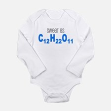Sweet as Sugar Chemistry Body Suit