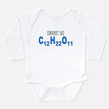 Sweet as Sugar Chemistry Body Suit
