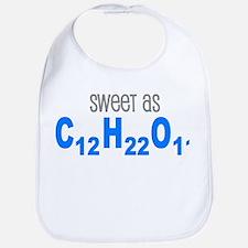 Sweet as Sugar Chemistry Bib