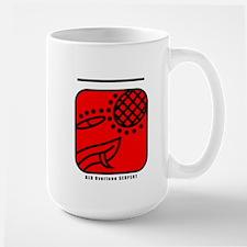 RED Overtone SERPENT Mug