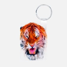 Angry Tiger Keychains