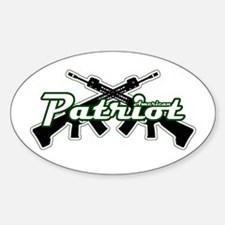 American Patriot Decal