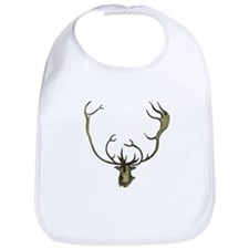 Elk Antlers Bib