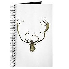 Elk Antlers Journal