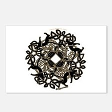 Samhain Celtic Knot Postcards (8 Pack)