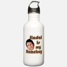 Bobby Jindal is my homeboy Water Bottle