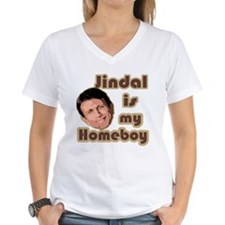 Bobby Jindal is my homeboy T-Shirt