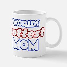 Worlds HOTTEST MOM Mug