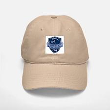 Friesian Sporthorse Logo Baseball Baseball Cap