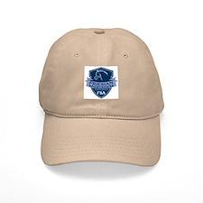 Friesian Sporthorse Logo Baseball Cap