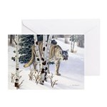 Cougar Christmas Cards (Pk of 10)