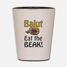 balut Shot Glass