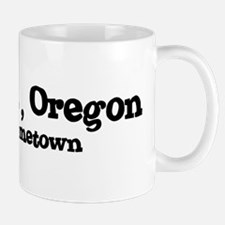 Mapleton - Hometown Mug