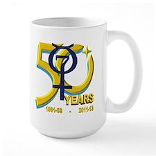 Mercury's 50th Anniversary! Mug